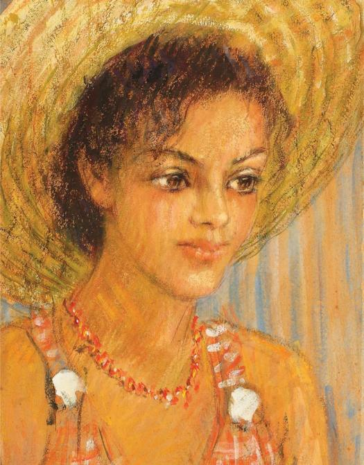 Portretul Lizicai - Dimitrie Berea